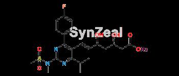 Picture of Rosuvastatin (3S,5S)-Isomer Sodium