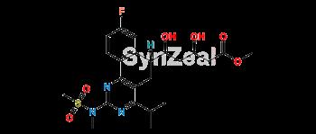 Picture of Rosuvastatin (6R)-Isomer Methyl Ester