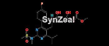 Picture of Rosuvastatin (6S)-Isomer Methyl Ester