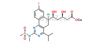 Picture of Rosuvastatin (6S)-Isomer Calcium Salt