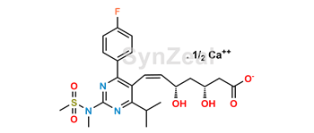 Picture of Rosuvastatin (Z)-Isomer