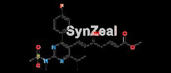 Picture of Rosuvastatin 2,3-Anhydro Acid Methyl Ester