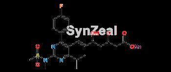Picture of Rosuvastatin 3-Oxo Acid Sodium Salt