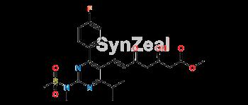 Picture of Rosuvastatin 5-Oxo Acid Methyl Ester