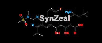 Picture of Rosuvastatin t-octylammonium salt