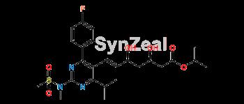 Picture of Rosuvastatin Acid Isopropyl Ester