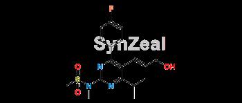 Picture of Rosuvastatin Hydroxypropenyl Impurity