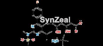 Picture of Rosuvastatin  Z-Isomer