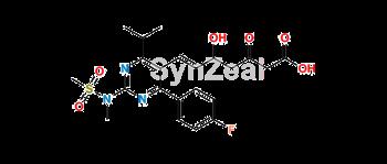 Picture of 5-Hydroxy-3-keto Rosuvastatin