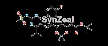 Picture of Rosuvastatin KSM (4R,6R)-isomer