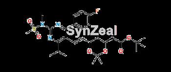 Picture of Rosuvastatin KSM (4S,6S)-isomer