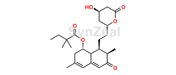 Picture of Simvastatin 6-Oxo Isomer