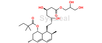 Picture of Simvastatin Acid Glycerol Ester