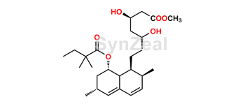 Picture of Simvastatin Acid Methyl Ester