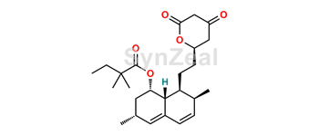 Picture of Oxo Simvastatin