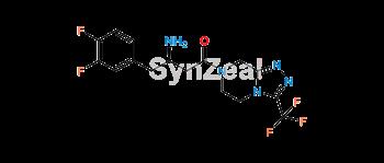 Picture of Sitagliptin 2-Desfluoro Impurity