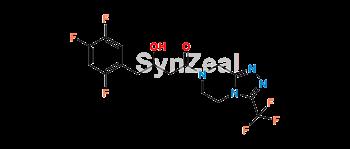 Picture of Sitagliptin Hydroxy Amide Impurity