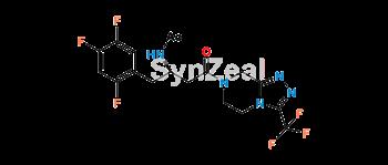 Picture of Sitagliptin N-Acetyl Impurity
