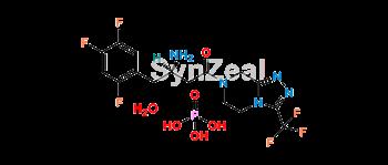 Picture of Sitagliptin Phosphate Hydrate
