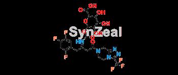 Picture of Sitagliptin carbamoyl glucuronide