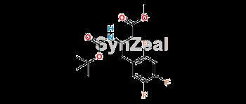 Picture of (R)-Sitagliptin N-Boc-Methyl-Ester Impurity