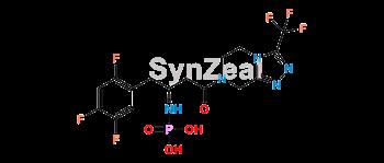 Picture of Sitagliptin N-Phoshate Impurity