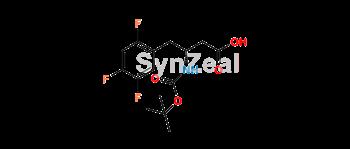 Picture of Sitagliptin Impurity 19 ((R)-Sitagliptin N-Boc-Acid Impurity)