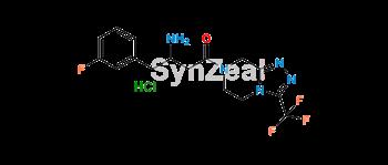 Picture of Sitagliptin impurity P HCl