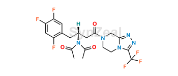 Picture of Sitagliptin diamide impurity
