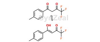 Picture of Sitagliptin Related Compound (1-(4-Methylphenyl)-4,4,4-Trifluorobutano-1,3-dione)