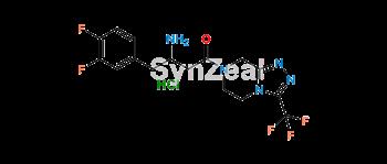 Picture of Sitagliptin impurity H HCl