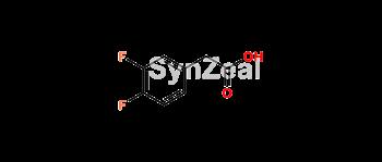 Picture of 3,4 Difluoro Phenyl Acetic Acid