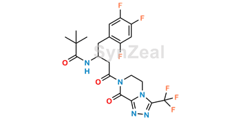 Picture of Sitagliptin Impurity 23