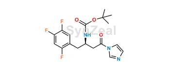 Picture of Sitagliptin Imidazole Derivative