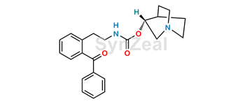Picture of Solifenacin Benzoyl (R)-Quinuclidinyl Impurity