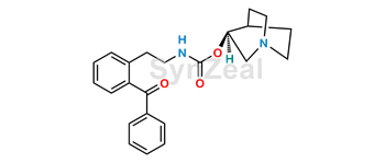 Picture of Solifenacin Benzoyl (S)-Quinuclidinyl Impurity