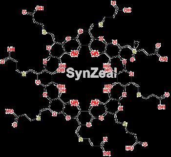 Picture of Sugammadex Diastereomer 2 Sulfoxide