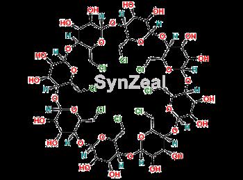 Picture of Per-6-chloro-gamma cyclodextrin