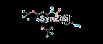 Picture of Sulfamethoxazole D6