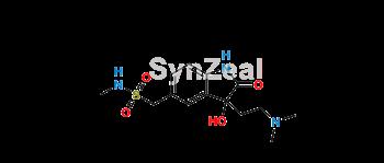 Picture of Sumatriptan 3-Hydroxy-2-Oxo Impurity