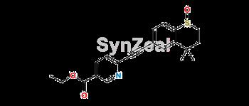 Picture of Tazarotene Sulfoxide