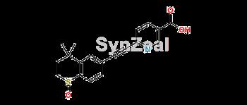 Picture of Tazarotenic Acid Sulfoxide