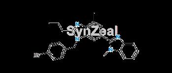 Picture of Debenzoic Acid Bromotelmisartan