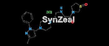 Picture of Teneligliptin Sulfoxide Hydrochloride