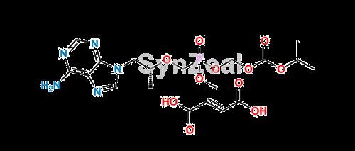 Picture of Mono-POC Methyl Tenofovir Fumarate (Mixture of Diastereomers)