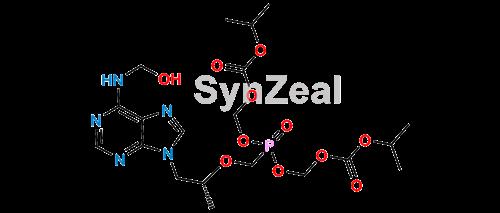Picture of 6N-Hydroxymethyl Tenofovir Disoproxil