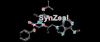 Picture of Tenofovir Alafenamide Imine impurity