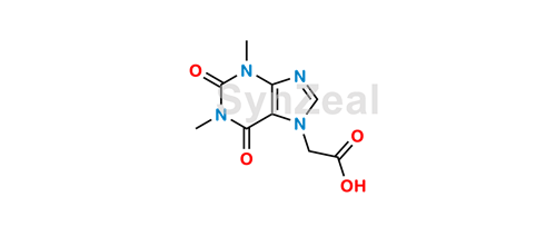 Picture of Theophylline 7-Acetic Acid