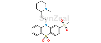 Picture of Thioridazine EP Impurity A