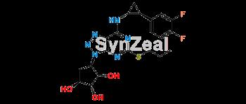 Picture of Ticagrelor impurity G (Ticagrelor metabolite)